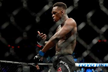 "Israel Adesanya Wants Jon Jones Next: ""I Already Killed One G.O.A.T"""
