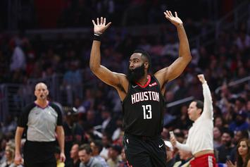 Hotels.com Announces Free Room Giveaway If James Harden Is Called For Travelling