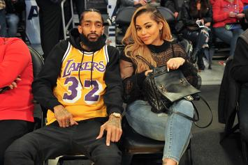 Lauren London Reveals Nipsey Hussle Tattoo Following Memorial Service