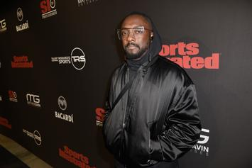 "Will.i.am Reportedly Sued For Not Paying Marketing Company For ""Influencer Services"""