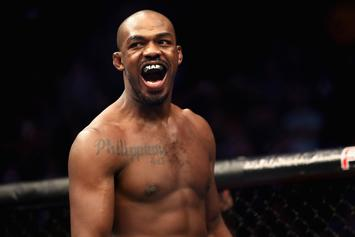 "Jon Jones Claps Back At Israel Adesanya: ""I'll Make You Call Me Daddy"""