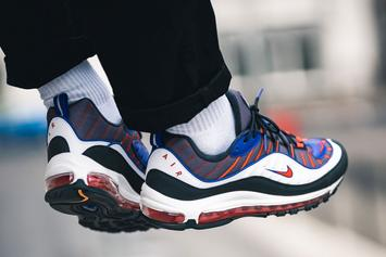 Nike Air Max 98 Returns In Phoenix Suns-Inspired Colorway