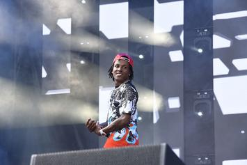 Rich The Kid Shares First Photo Of Newborn Son With Tori Brixx