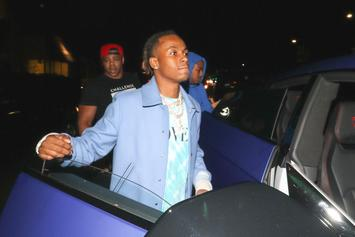 Rich The Kid Was Front & Center During Tori Brixx's Birth, Welcoming Baby Boy