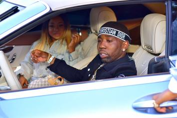 "YFN Lucci Says He'll Never Have Feelings ""Ever Again"" Amid Reginae Carter Breakup"