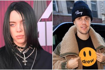 "Billie Eilish Finally Met Justin Bieber At Coachella & She's ""Moved"""