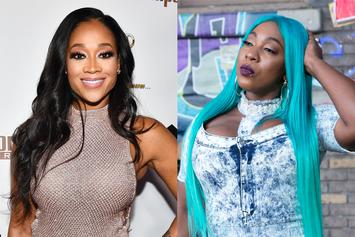 """Love & Hip Hop Atlanta"" Stars Mimi Faust & Spice Quarrel Over Skin Bleaching Drama"