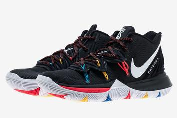 "Nike Kyrie 5 ""Friends"" Release Date Confirmed: Detailed Images"