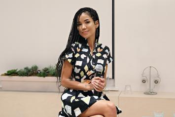 Jhene Aiko Pens Loving Message To Family Members Days After Big Sean Love Note