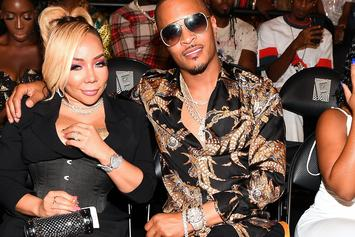 T.I.'s Wife Tiny Shares Secrets To Steamy Marriage