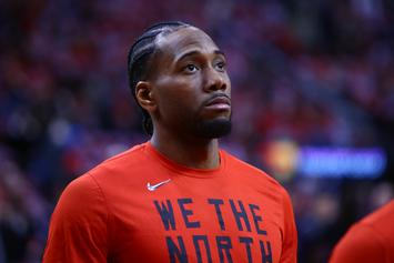 Kawhi Leonard Expected To Leave The Raptors In The Offseason: Report