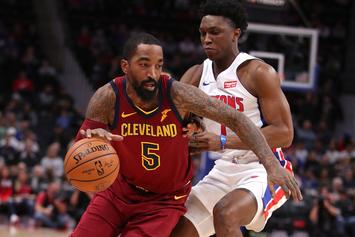 JR Smith Generating Heavy Trade Interest From NBA Teams: Report