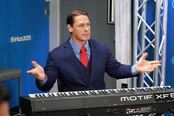 "John Cena ""So Nervous"" About Hosting ""The Ellen Degeneres Show"" Today"