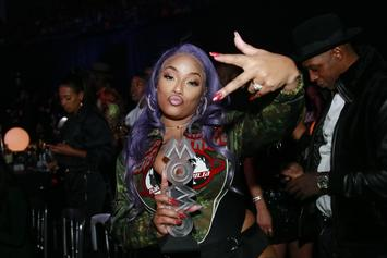 "Stefflon Don Praises Her Idol Lil Kim: ""You Already Know Who The Real QUEEN Is!"""