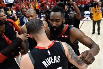James Harden Survives Career-Worst Shooting To Power Rockets In Game 3 Win