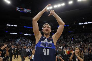 Dirk Nowitzki Thanks Mavericks Fans With Full-Page Ad In The Dallas News