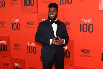 Khalid Performs His Chart-Topping Hits At Time 100 Gala, Gets Praised By Taylor Swift