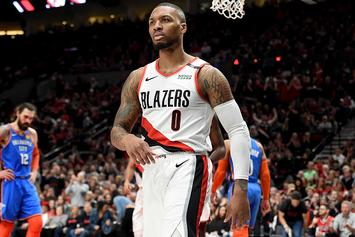 Damian Lillard Takes Jab At Russell Westbrook In Latest IG Post