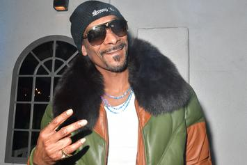 Snoop Dogg Narrates A YouTube Make-Up Tutorial