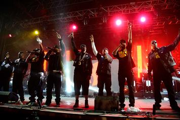 """Wu-Tang Clan & Young Dirty Bastard Join Forces For """"Triumph"""" Performance"""