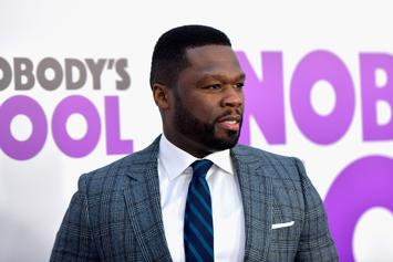 50 Cent To Produce ABC Show About Wrongfully Convicted Black Man