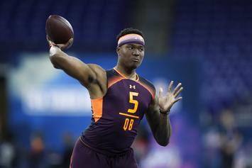 "Dwayne Haskins Throws Shots After Draft Fall: ""League Done Messed Up"""