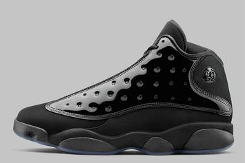 "Air Jordan 13 ""Cap And Gown"" Drops Tomorrow: Store List"