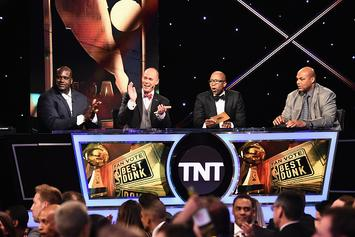 Shaq, Charles Barkley & Kenny Smith Fail Horribly Playing Jeopardy!: Video