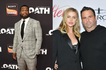 """50 Cent Calls Bravo Reality Star A """"Hoe"""" & Tells Her Fiancé To Run Him His Money"""