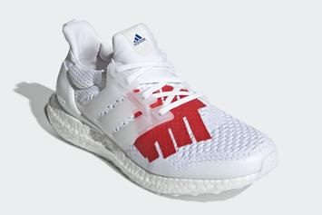 Undefeated X Adidas UltraBoost Coming In Patriotic Colorway: Official Photos