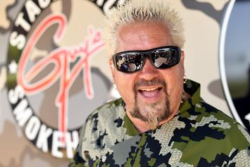 Guy Fieri Vows To Cook For Kevin Durant If He'll Stay With Warriors