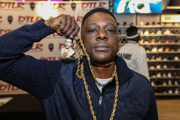 Boosie Badazz Shows How He'll React If Rihanna Ever Answers His Calls