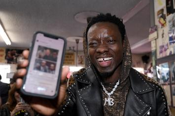 "Michael Blackson Geeks Out Over Eddie Murphy Shoutout: ""Chills In My Body"""