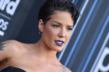 "Halsey Hints At New ""Nightmare"" Project After Wiping Social Media Posts"