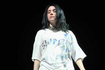 Billie Eilish Reminds Fans To Take Care Of Themselves After Medical Emergency