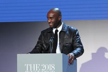 Virgil Abloh Criticized For Lack Of Diversity On Off-White Design Team