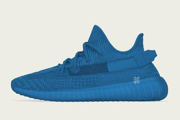 "Adidas Yeezy Boost 350 V2 Blue ""Antlia"" Expected To Drop In June"