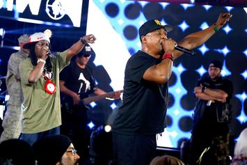 Public Enemy Once Used An Imposter To Fill In For Chuck D At A Show