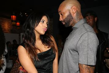 Cyn Santana Sends Joe Budden Cryptic Message Amid Break-Up Reports
