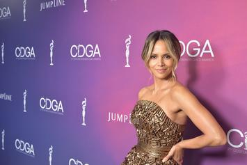 """Halle Berry Broke Three Ribs Training For """"John Wick 3,"""" Calls It """"A Badge Of Honor"""""""