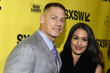 "John Cena & Nikki Bella Send Shots At Each Other Online: ""He Will Manipulate You"""