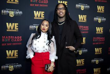 Waka Flocka & Tammy Rivera Reportedly Owe $35K In Back Taxes