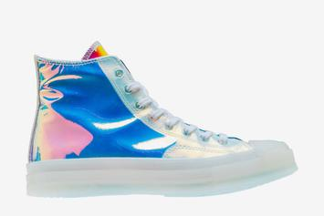 Converse Chuck 70 Gets Drenched In Iridescent Glows: Details