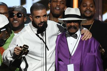"Drake's Dad Says Rapper ""Hasn't Had A Lot Of Time"" With Son But Is A Great Father"