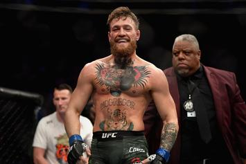Conor McGregor Has Charges Against Him Dropped In Phone-Smashing Case