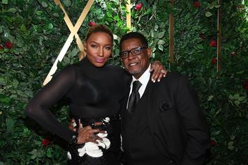 NeNe Leakes' Husband Is Officially Cancer Free