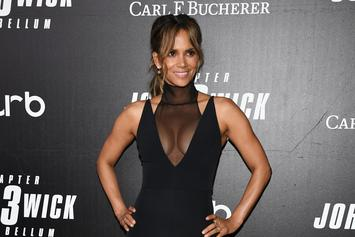 """Halle Berry Wants All The Smoke During Target Practice For """"John Wick 3"""""""