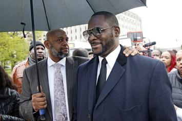 R. Kelly Coughs Up Over $40K To Cover Next Two Months Of Child Support