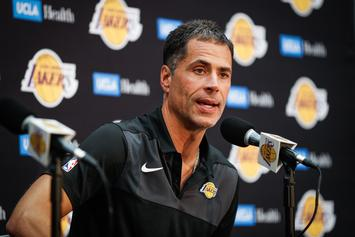 Lakers GM Rob Pelinka Is Thinking Of Trading Fourth Overall Pick: Report