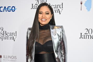 """Ayesha Curry Claps Back Perfectly At Sexist Troll After """"Stay In Kitchen"""" Comment"""